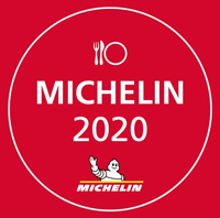 Assiette Michelin 2020